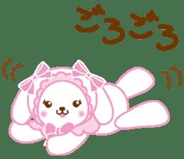 Usakumya-chan sticker #830024