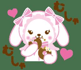 Usakumya-chan sticker #830025