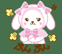 Usakumya-chan sticker #830027