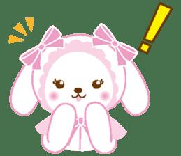 Usakumya-chan sticker #830029