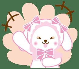 Usakumya-chan sticker #830030