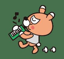U900 (Japanese Ukulele Duo) Stamps 01 sticker #830231