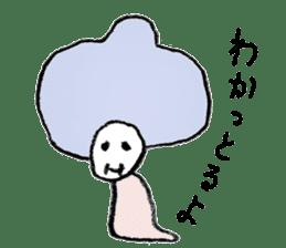 MONONOKE sticker #830342