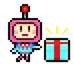 PixelArt_03 sticker #830905