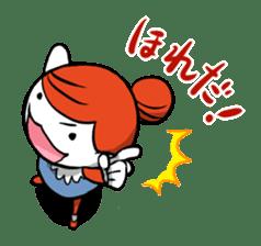 Machikore! Machiko's Koshu dialect sticker #831936