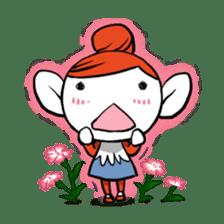 Machikore! Machiko's Koshu dialect sticker #831951