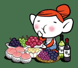 Machikore! Machiko's Koshu dialect sticker #831954