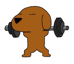 Feeling of the Dachshund name is Turkey sticker #832029