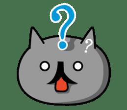 Ordinary cat  sticker sticker #832542
