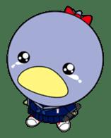 "Misato-Town's mascot ""Mimurin"" sticker #832748"