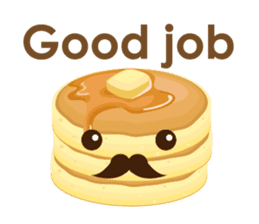 pancake! sticker #833560