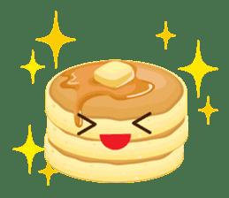 pancake! sticker #833562