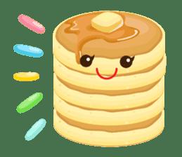pancake! sticker #833565