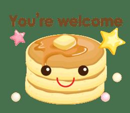pancake! sticker #833571