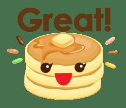 pancake! sticker #833573