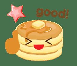 pancake! sticker #833574