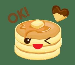 pancake! sticker #833577