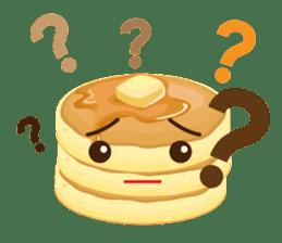pancake! sticker #833580