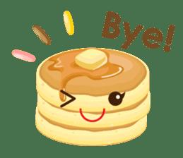 pancake! sticker #833581