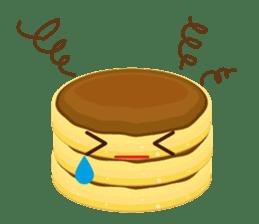 pancake! sticker #833582