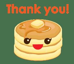 pancake! sticker #833586