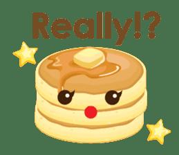 pancake! sticker #833587