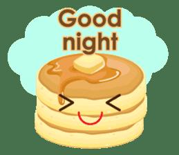 pancake! sticker #833588