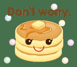 pancake! sticker #833592