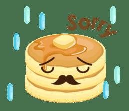pancake! sticker #833593