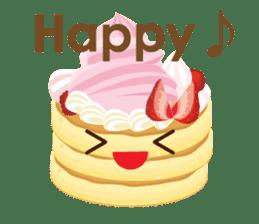 pancake! sticker #833594
