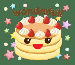 pancake! sticker #833597