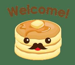 pancake! sticker #833598