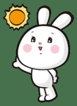 Japan Rabbit Retro (World ver.) sticker #833879