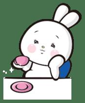 Japan Rabbit Retro (World ver.) sticker #833881