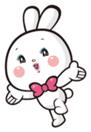 Japan Rabbit Retro (World ver.) sticker #833885