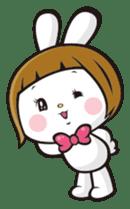 Japan Rabbit Retro (World ver.) sticker #833893