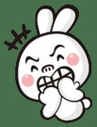 Japan Rabbit Retro (World ver.) sticker #833897