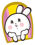 Japan Rabbit Retro (World ver.) sticker #833898