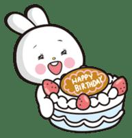 Japan Rabbit Retro (World ver.) sticker #833900