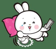 Japan Rabbit Retro (World ver.) sticker #833902