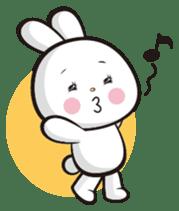 Japan Rabbit Retro (World ver.) sticker #833905