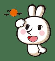 Japan Rabbit Retro (World ver.) sticker #833906