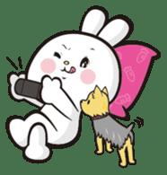 Japan Rabbit Retro (World ver.) sticker #833910