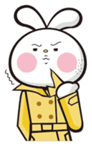 Japan Rabbit Retro (World ver.) sticker #833914