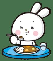 Japan Rabbit Retro (World ver.) sticker #833917