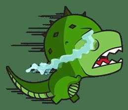 Minisaurios - Trexo sticker #834244