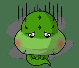 Minisaurios - Trexo sticker #834246