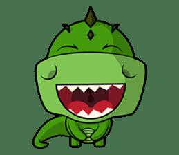 Minisaurios - Trexo sticker #834247