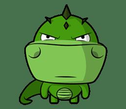 Minisaurios - Trexo sticker #834250
