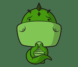 Minisaurios - Trexo sticker #834252